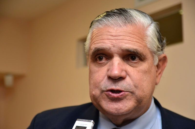 El radical López Murphy se haría cargo de Yacyretá