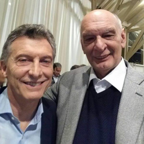 Pastori asegura que solo responde a Macri
