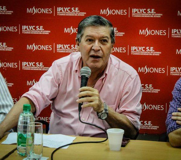 """Balero"" Torres asegura que se va del IPLyC como llegó"