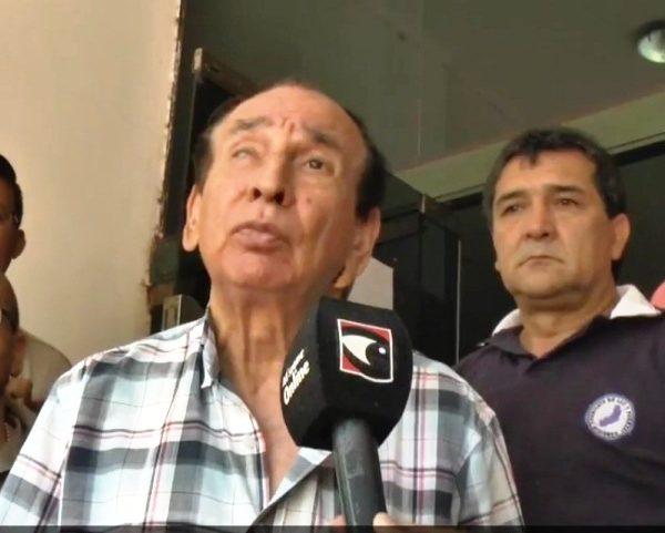 """""""Cachilo"""" Rodríguez amenazó con dejar una semana sin luz a Posadas"""