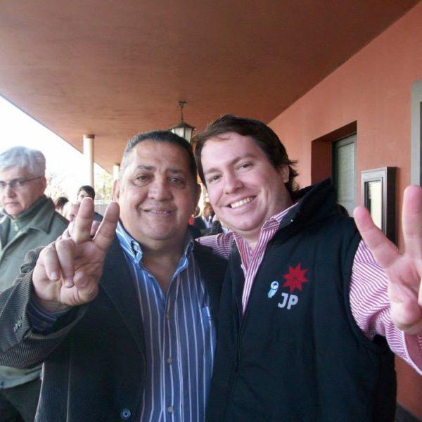 Di Stefano se solidarizó con Luis D'Elia