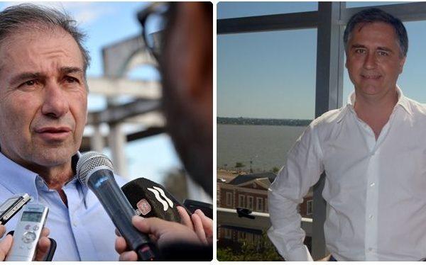 Schiavoni negó haber favorecido a Diego Barrios en una licitación de la EBY
