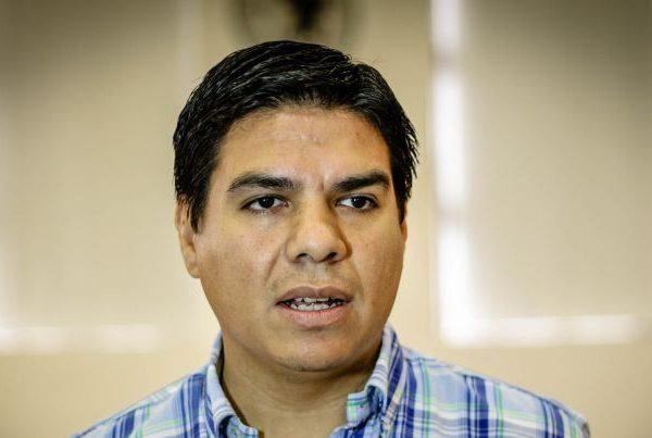 Fernando Meza conspira contra Joaquín Losada