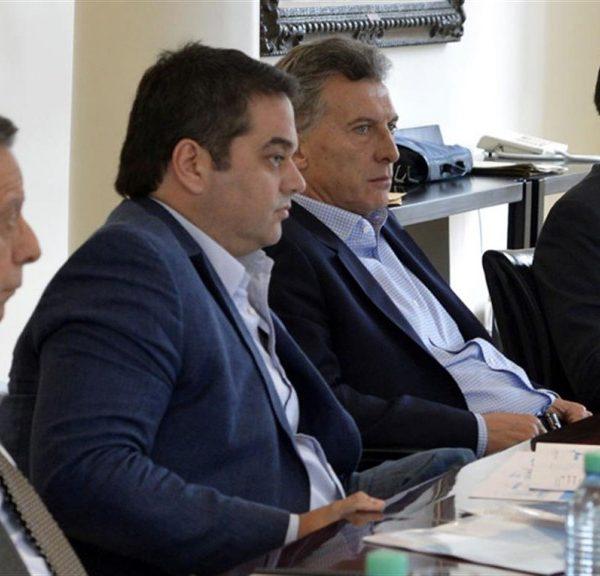 """El cuñado de Jorge Triaca es socio de Closs y """"Balero"""" Torres"""