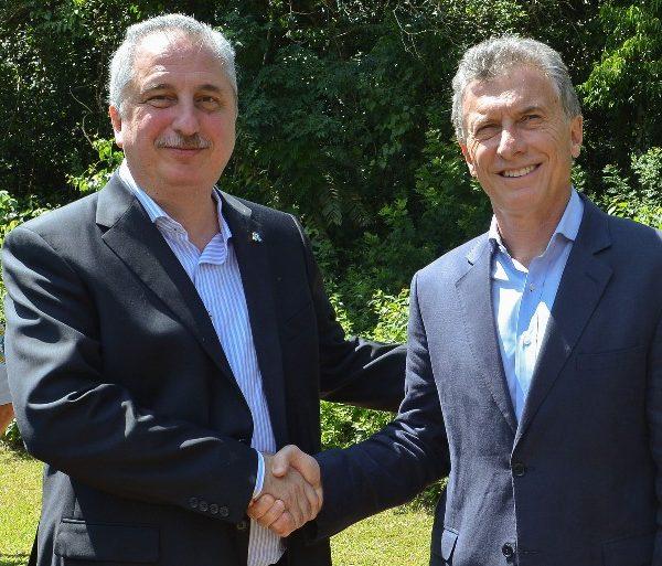 Macri le propuso a Passalacqua un acuerdo electoral para el 2019