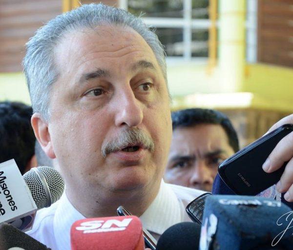 Passalacqua confirmó que desdoblará las elecciones el año que viene