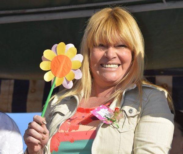 Leverberg se autopostuló por tercera vez a vicegobernadora