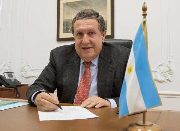 Ramón Puerta será candidato a diputado nacional