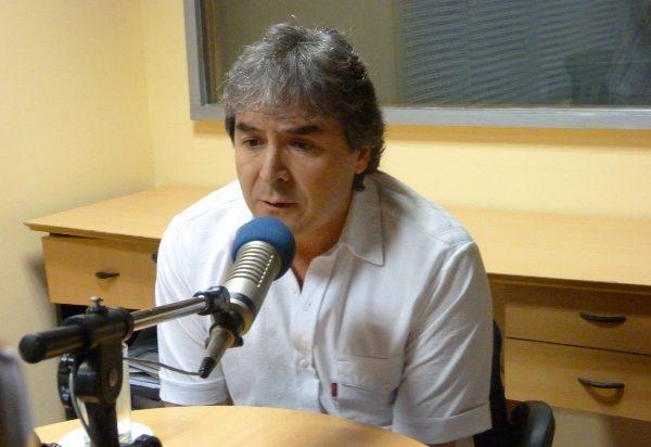 """Juanchi"" Irrazábal se reunió con Luis Barrionuevo"