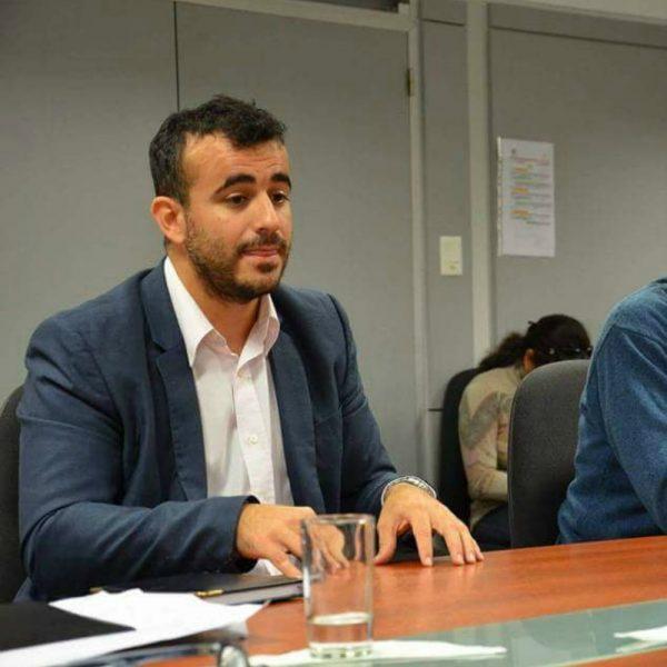 Federico Villagra exigió internas dentro de la UCR Misiones