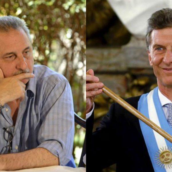 Passalacqua está decepcionado con Macri