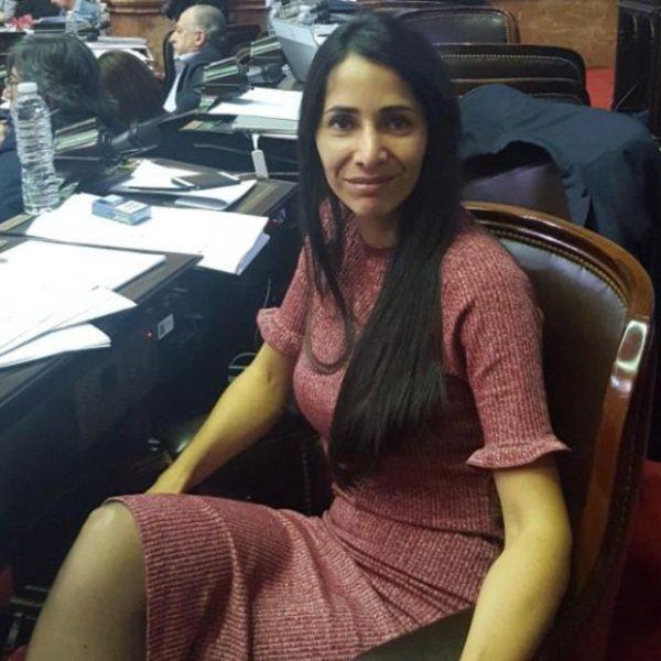 Cristina Brítez será candidata a gobernadora