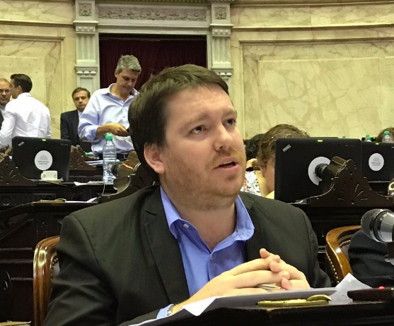 Di Stefano llamó a apoyar a Macri
