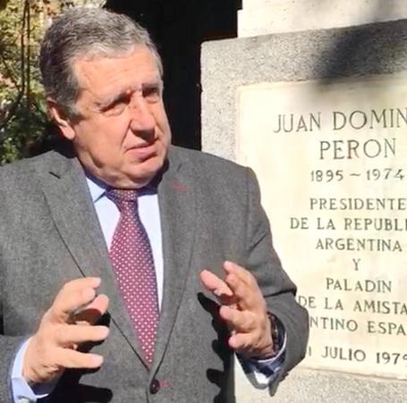 La reorganización del peronismo también llegó a España