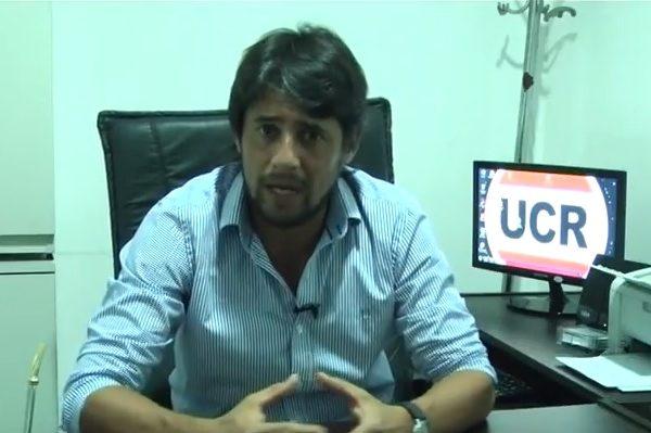 Maximiliano Florindo quiere ser candidato a diputado provincial