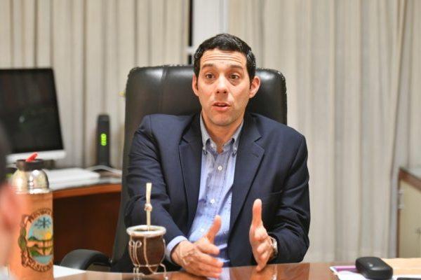Marcelo Pérez redujo la custodia a todos los funcionarios
