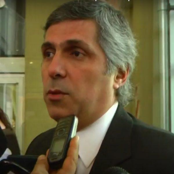 Germán Bordón está muy complicado judicialmente por la denuncia de María Losada