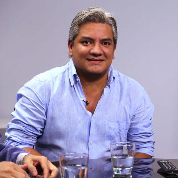 """Tati"" López Vedoya confirmó la candidatura de Humberto Schiavoni"