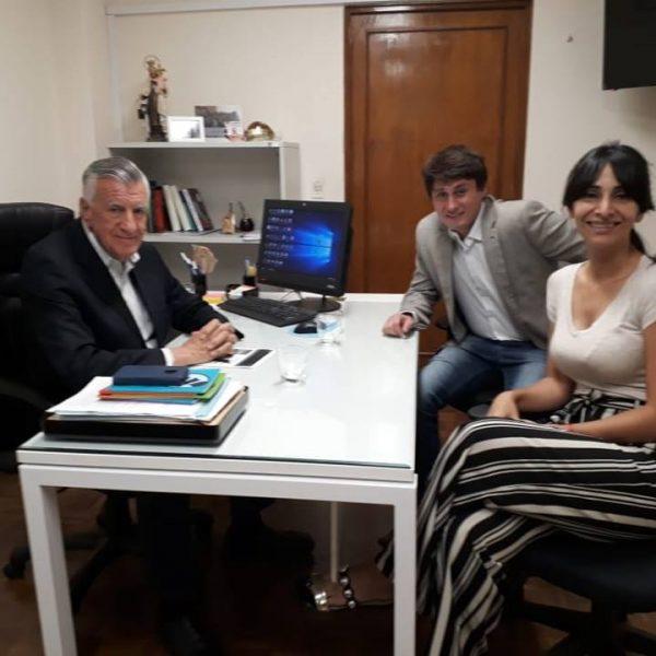 Cristina Britez pidió la intervención del PJ misionero