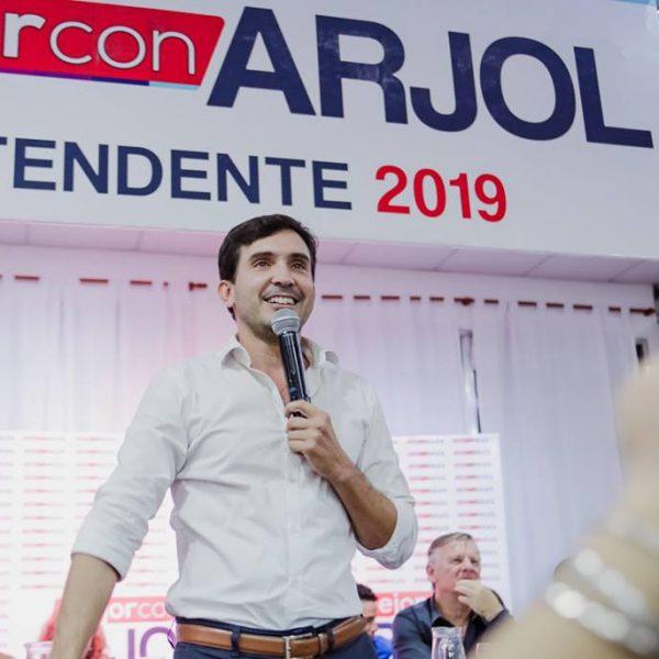 Martín Arjol es el radical que mejor mide en las encuestas