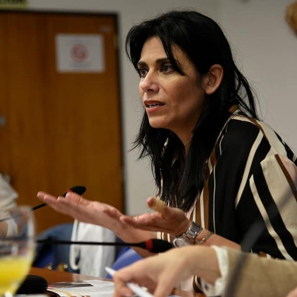 Flavia Morales es una gran operadora de negocios
