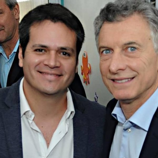 Gustavo González pidió la intervención de la UCR